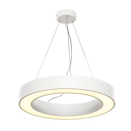 pendelleuchte medo ring 60 led wei led leuchten styled. Black Bedroom Furniture Sets. Home Design Ideas