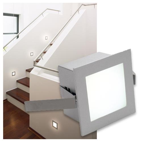 led treppenbeleuchtung frame basic slv 111261 kaufen bei led leuchten styled. Black Bedroom Furniture Sets. Home Design Ideas