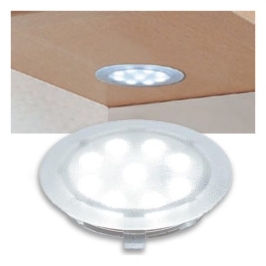 LED Set  UpDown Light 3x1W Paulmann