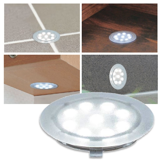 UpDown Light LED Set 6x1W Paulmann