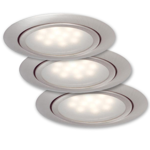 Möbel EBL Set LED 3x1W Paulmann