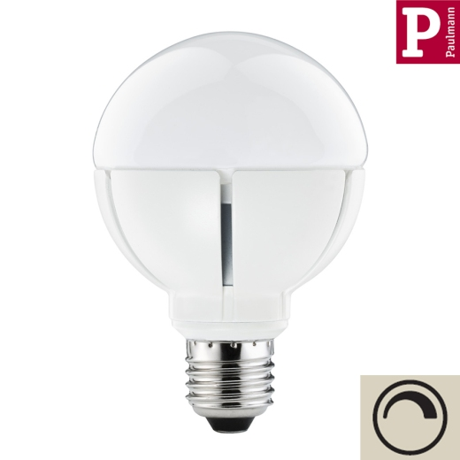 LED Premium Globe 80 12 Watt E27 Warmweiß