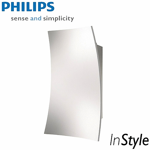 philips instyle wandleuchte 2x2 5w 33604 11 16 chrom led. Black Bedroom Furniture Sets. Home Design Ideas