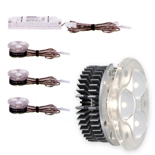 Paulmann 2Easy EBL Basis-Set power LED 3x3W